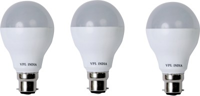 VPL India B22 LED 9 W Bulb