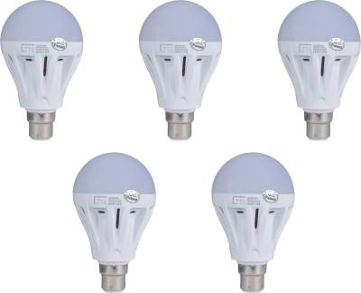 Lite-India-5-W-LED-Bulb-(White,-Pack-of-5)