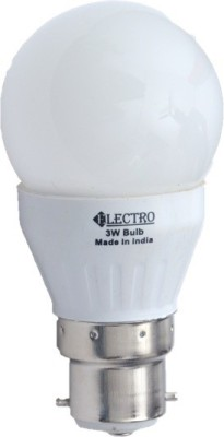 Electro Appliances B22 LED 3 W Bulb