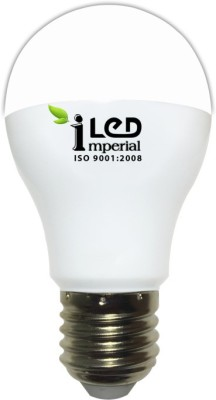 Imperial-12W-E27-3632-Metal-Body-LED-Bulb-(Cool-White)