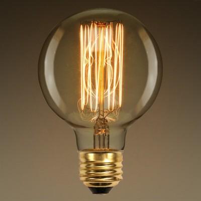 Anasa 40 W Globe ES27 Flouroscent Bulb(White)