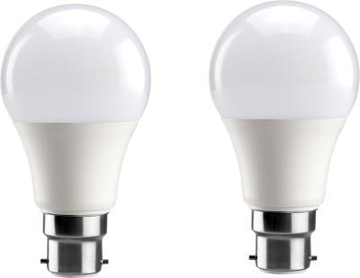 Syska Led Lights 3 W B22 LED Bulb(Yellow, Pack of 2)