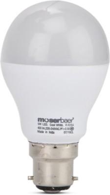 Moserbaer B22 LED 5 W Bulb