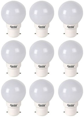 Ajanta-Delux-0.5W-LED-Bulb-(White,-Pack-of-9)