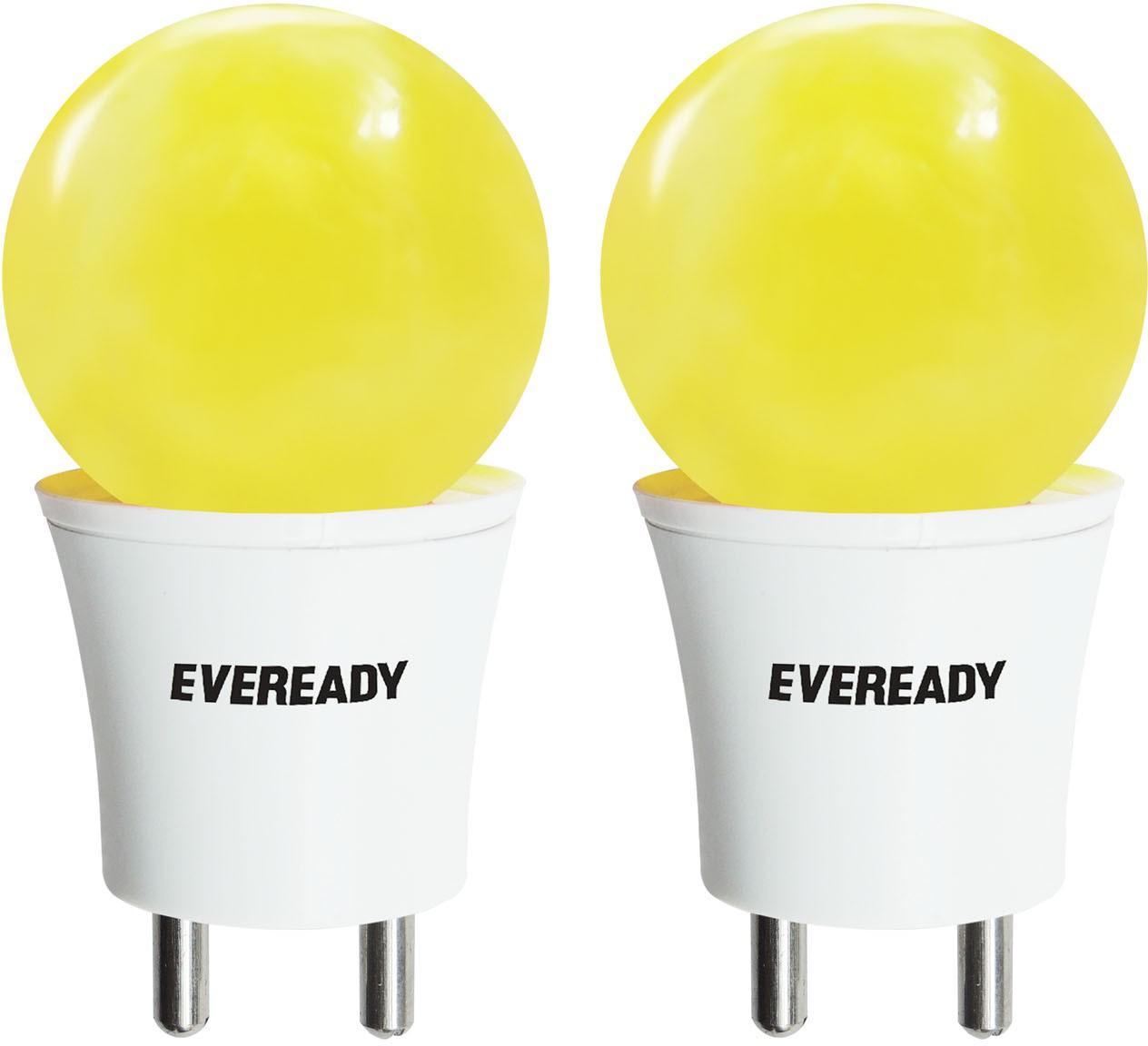 Flipkart - 0.5W Plug & Play LED Bulbs At just Rs.179
