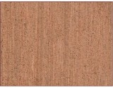 Corkcraft Cork Bulletin Board (Brown 5 c...