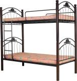 FurnitureKraft 604 Metal Bunk Bed (Finis...