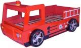 Parin Engineered Wood Bunk Bed (Finish C...