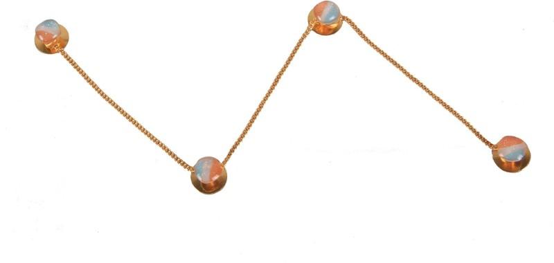 Sushito Madhu Kurta Brass Buttons(Pack of 4)