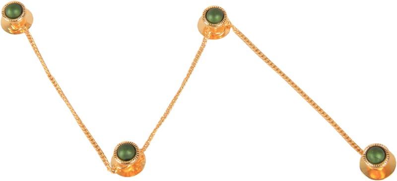 Sushito Kurta Brass Buttons(Pack of 4)