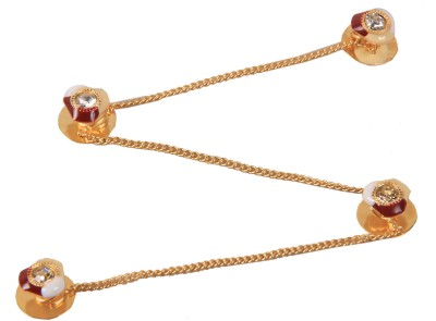 Sushito Pushkar Kurta Brass Buttons