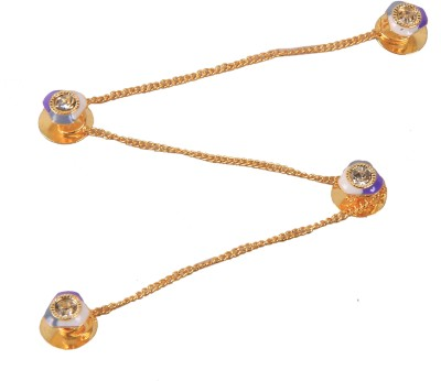 Sushito Faith Kurta Brass Buttons