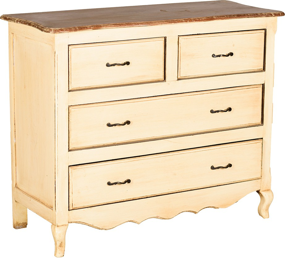 Rishabh Art Solid Wood Free Standing Chest of Drawers