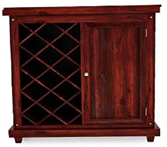 SMARVVV PRODUCTIONS Engineered Wood Free Standing Cabinet