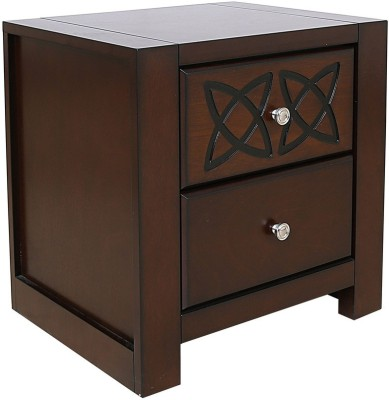 HomeTown Astra Solid Wood Free Standing Cabinet(Finish Color - Wenge)