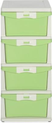 Nilkamal Chester 24 Plastic Free Standing Cabinet(Finish Color - NA)