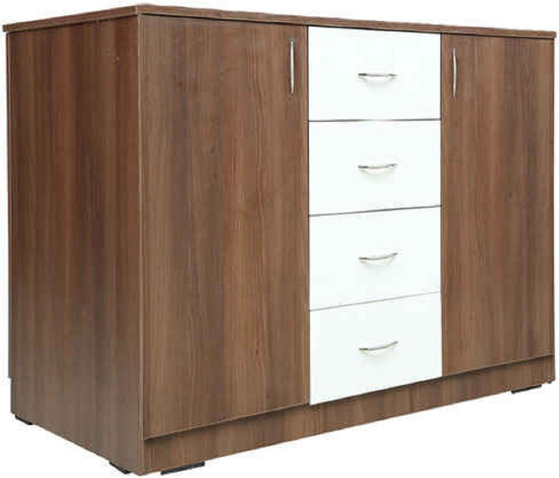 View RAWAT PACKUP Engineered Wood Free Standing Cabinet(Finish Color - Wallnut, Door Type- Hinged) Furniture (RAWAT)