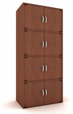 Housefull Engineered Wood Free Standing Cabinet