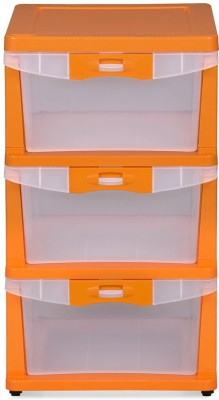 Nilkamal Chester 23 Plastic Free Standing Cabinet(Finish Color - NA)