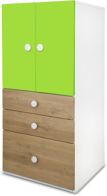 Alex Daisy Country Engineered Wood Free Standing Cabinet