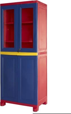 Nilkamal FB2PBL BRD Plastic Free Standing Cabinet