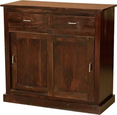 Induscraft Solid Wood Free Standing Cabinet