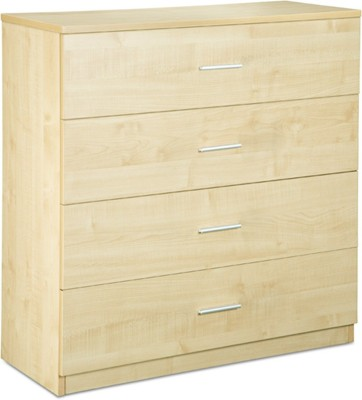 Debono Four Drawer Chester Engineered Wood Free Standing Chest of Drawers