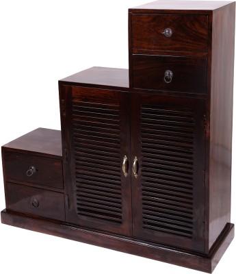 Wood Dekor Engineered Wood Free Standing Cabinet