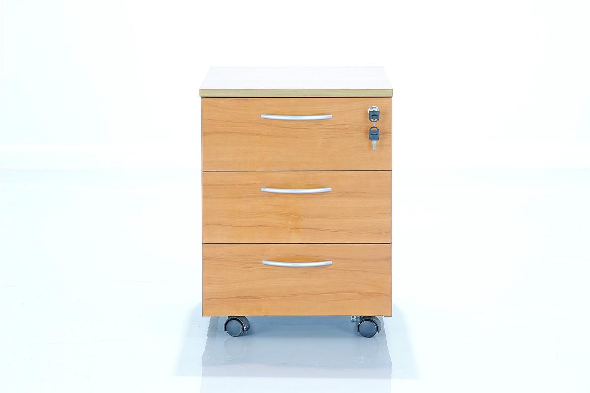 Featherlite GDMP 3D Engineered Wood Free Standing Cabinet