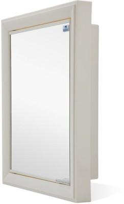 Nilkamal Gem Mirror Plastic Wall Mount Cabinet