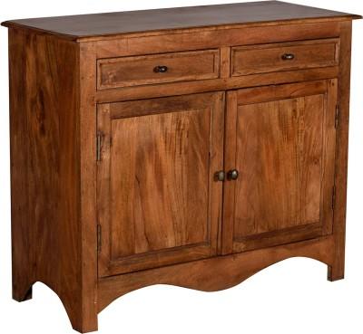 Rishabh Art Solid Wood Free Standing Cabinet