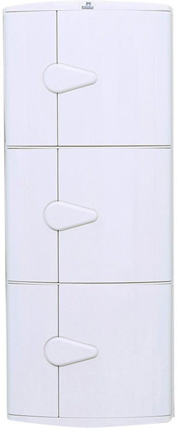 Nilkamal Blooms Plastic Wall Mount Cabinet