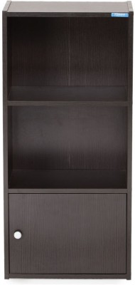 Nilkamal Boston Engineered Wood Free Standing Chest of Drawers(Finish Color - Black)