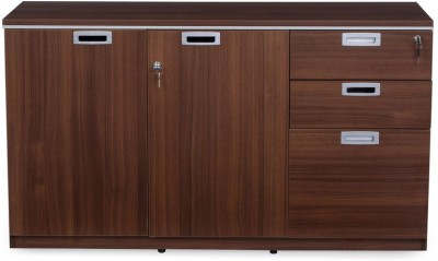 Nilkamal Contessa Cedestal Engineered Wood Free Standing Chest of Drawers
