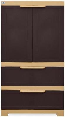 Nilkamal Freedom 2 B Plastic Free Standing Cabinet(Finish Color - NA)