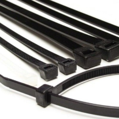 Electrical Insulations 100mm Plastic Standard Cable Tie