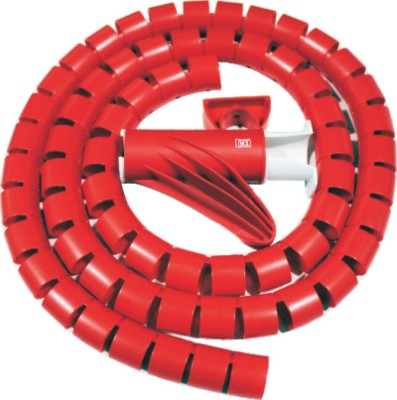 MX 2696B Plastic Standard Cable Tie(Red Pack of 1)