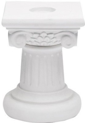Cakesmith 25.4 cm Cake Pillar(Pack of 1)