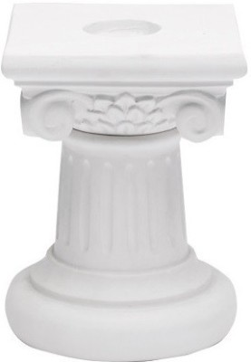 Cakesmith 20.3 cm Cake Pillar(Pack of 1)