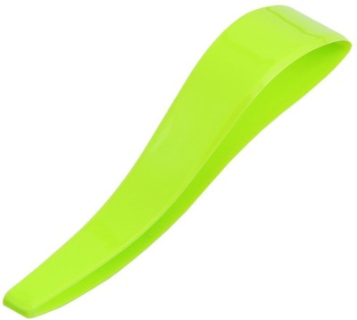 Connectwide Ergonomic Plastic Cake Server(Green, Pack of 1)