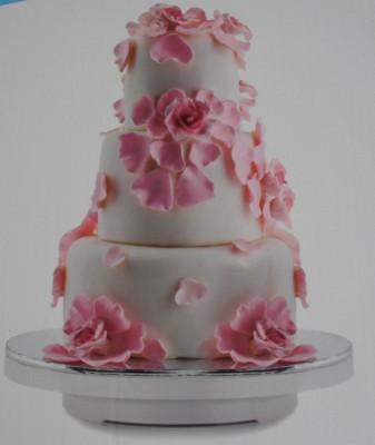 SICO HOMMATE CAKE TURNTABLE Plastic Cake Server