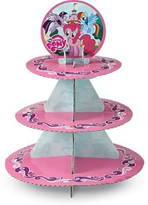 Wilton 1512-4700 My Little Pony Treat Stand Paper Cake Server