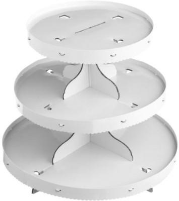 Wilton Tier Treat Stand White Plastic Cake Server