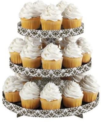 Wilton 1512 - 0703 1 Count Treat/Cake Stand Aluminium Cake Server(Pack of 1)
