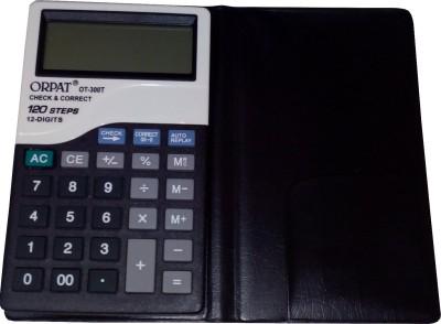 Orpat OT 300T Basic  Calculator(12 Digit)
