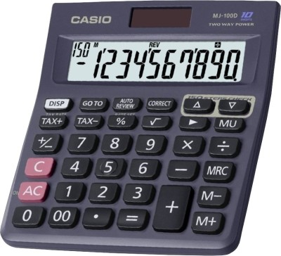 Casio MJ-100Da Basic  Calculator
