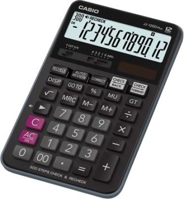 Casio JJ-120D Plus Basic  Calculator