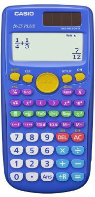 Casio Inc. Inc. Fx-55Plus Engineering/Scientific Calculator Scientific  Calculator Flipkart