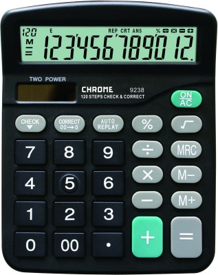 Chrome Basic  Calculator