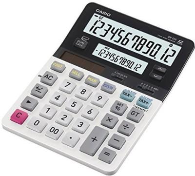 Casio Inc. Dv-220 Standard Function Calculator Basic  Calculator